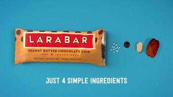 Larabar Peanut Butter Chocolate Chip TV Spot, 'Four Simple Ingredients' - Thumbnail 3