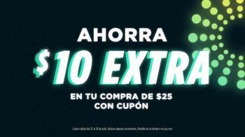 JCPenney Black Friday en Julio TV Spot, 'Ya está aquí: freidora, toallas y sábanas' [Spanish] - Thumbnail 6