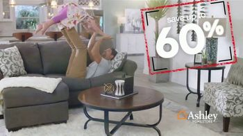Ashley HomeStore Black Friday in July TV Spot, 'Final Days: Room Packages' Song by Midnight Riot - Thumbnail 3