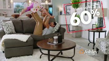 Ashley HomeStore Black Friday in July TV Spot, 'Final Days: Room Packages' Song by Midnight Riot - Thumbnail 4