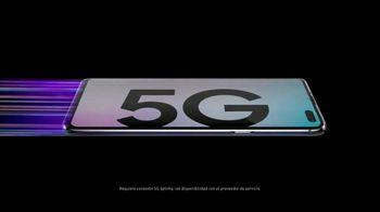 Samsung Galaxy S10 5G TV Spot, 'Todo hiper rápido' canción de BOBBY [Spanish]
