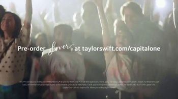 Capital One Savor Card TV Spot, 'Four Percent with Friends Pre-Order' Featuring Taylor Swift - Thumbnail 9
