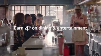 Capital One Savor Card TV Spot, 'Four Percent with Friends Pre-Order' Featuring Taylor Swift - Thumbnail 1