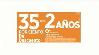 Ashley HomeStore Venta de Familia y Amigos TV Spot, 'Grandes descuentos: sofá Altari' [Spanish] - Thumbnail 3