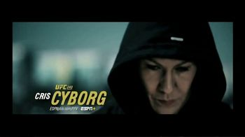 ESPN+ TV Spot, 'UFC 240: Cyborg vs. Spencer' - Thumbnail 1