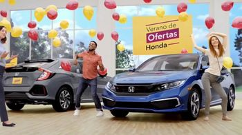 Honda Verano de Ofertas TV Spot, 'Civic y Accord' [Spanish] [T2] - Thumbnail 2