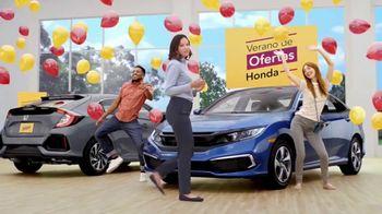 Honda Verano de Ofertas TV Spot, 'Civic y Accord' [Spanish] [T2] - Thumbnail 3
