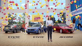 Honda Verano de Ofertas TV Spot, 'Civic y Accord' [Spanish] [T2] - Thumbnail 7