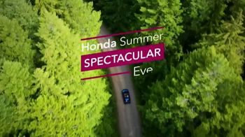 Honda Summer Spectacular Event TV Spot, 'One Tank Trips Sweepstakes: Every Day Is an Adventure' [T2] - Thumbnail 1