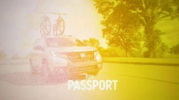 Honda Summer Spectacular Event TV Spot, 'One Tank Trips Sweepstakes: Every Day Is an Adventure' [T2] - Thumbnail 4