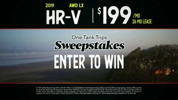Honda Summer Spectacular Event TV Spot, 'One Tank Trips Sweepstakes: Every Day Is an Adventure' [T2] - Thumbnail 7