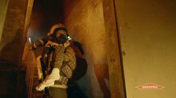 SERVPRO TV Spot, 'First Responders'
