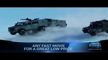 DIRECTV Cinema TV Spot, 'Catch Up on Fast & Furious' - Thumbnail 8