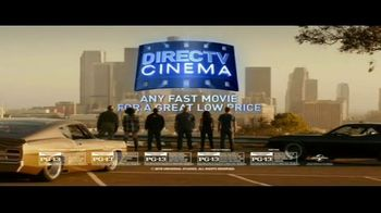 DIRECTV Cinema TV Spot, 'Catch Up on Fast & Furious' - Thumbnail 9