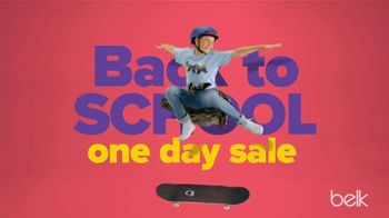 Belk Back to School One Day Sale TV Spot, 'Denim Made for You' - 4 commercial airings