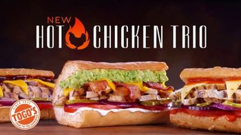 Togo's Hot Chicken Trio TV Spot, 'Duct' - Thumbnail 9