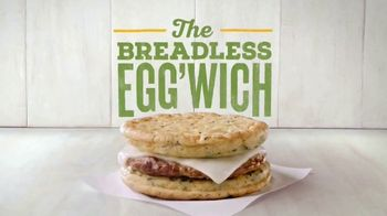 Jimmy Dean Delights Egg\'Wich TV Spot, \'Brand New Morning\'
