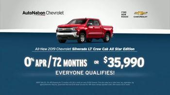 AutoNation TV Spot, 'Save Now: 2019 Chevy Silverado and Equinox'
