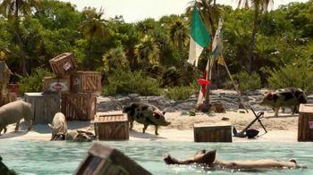 Angry Birds 2 TV Spot, 'Piggy Island' - Thumbnail 2