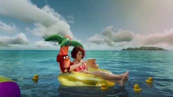 Angry Birds 2 TV Spot, 'Piggy Island'