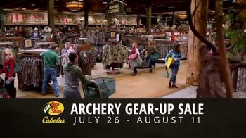 Bass Pro Shops Archery Gear-Up Sale TV Spot, 'Stock Up' - Thumbnail 1
