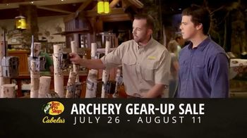 Bass Pro Shops Archery Gear-Up Sale TV Spot, 'Stock Up' - Thumbnail 2