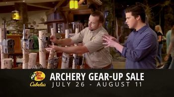 Bass Pro Shops Archery Gear-Up Sale TV Spot, 'Stock Up' - Thumbnail 3