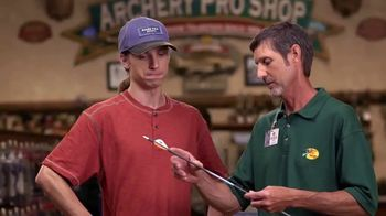 Bass Pro Shops Archery Gear-Up Sale TV Spot, 'Stock Up'