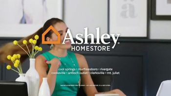 Ashley HomeStore Black Friday in July TV Spot, 'BOGO and Zero Percent Interest' Song by Midnight Riot - Thumbnail 8