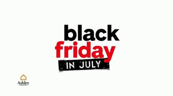 Ashley HomeStore Black Friday in July TV Spot, 'BOGO and Zero Percent Interest' Song by Midnight Riot - Thumbnail 2