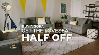 Ashley HomeStore Black Friday in July TV Spot, 'BOGO and Zero Percent Interest' Song by Midnight Riot - Thumbnail 5