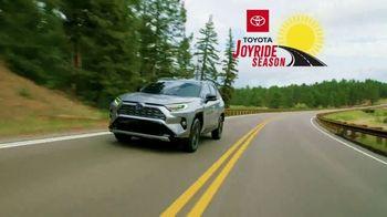Toyota Joyride Season TV Spot, 'Joy in Every Journey: RAV4' [T2] - Thumbnail 2