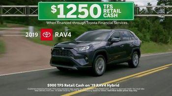 Toyota Joyride Season TV Spot, 'Joy in Every Journey: RAV4' [T2] - Thumbnail 5