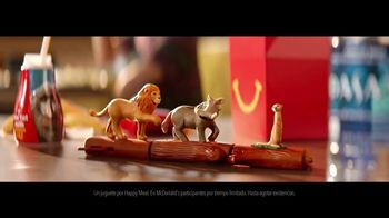McDonald's Happy Meal TV Spot, 'The Lion King' canción de Billy Eichner & Seth Rogen [Spanish] - Thumbnail 8