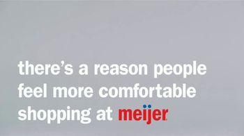 Meijer TV Spot, 'More Comfortable' - Thumbnail 1