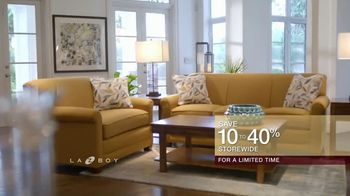 La-Z-Boy 4 Day Sale TV Spot, 'Designed for Comfort' - Thumbnail 7