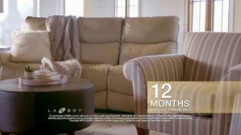 La-Z-Boy 4 Day Sale TV Spot, 'Designed for Comfort' - Thumbnail 9