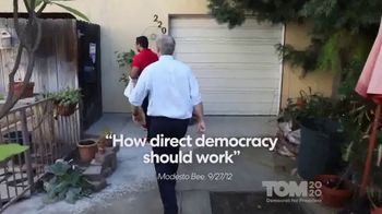 Tom Steyer 2020 TV Spot, 'Directly to the People' - Thumbnail 6