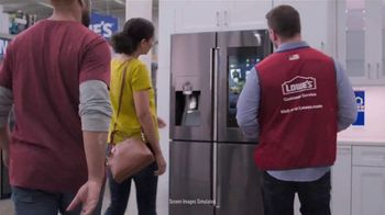 Lowe's TV Spot, 'Save the Best for Last: Samsung Family Hub' - Thumbnail 2