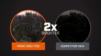 Bushnell Prime Laser Rangefinders TV Spot, 'You Can See the Deer'