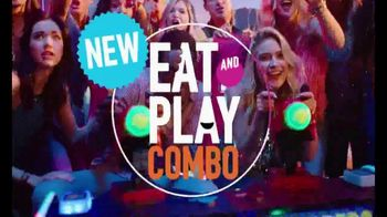Dave and Buster's Eat and Play Combo TV Spot, 'Apps and Game Card' - Thumbnail 4
