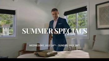 JoS. A. Bank Summer Specials TV Spot, 'Traveler Suits' - Thumbnail 1
