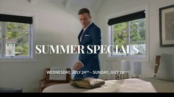 JoS. A. Bank Summer Specials TV Spot, 'Traveler Suits' - Thumbnail 2