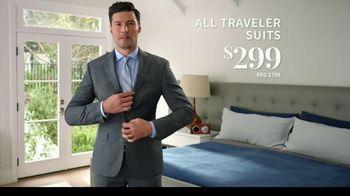 JoS. A. Bank Summer Specials TV Spot, 'Traveler Suits' - Thumbnail 3