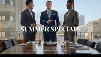 JoS. A. Bank Summer Specials TV Spot, 'Traveler Suits' - Thumbnail 6