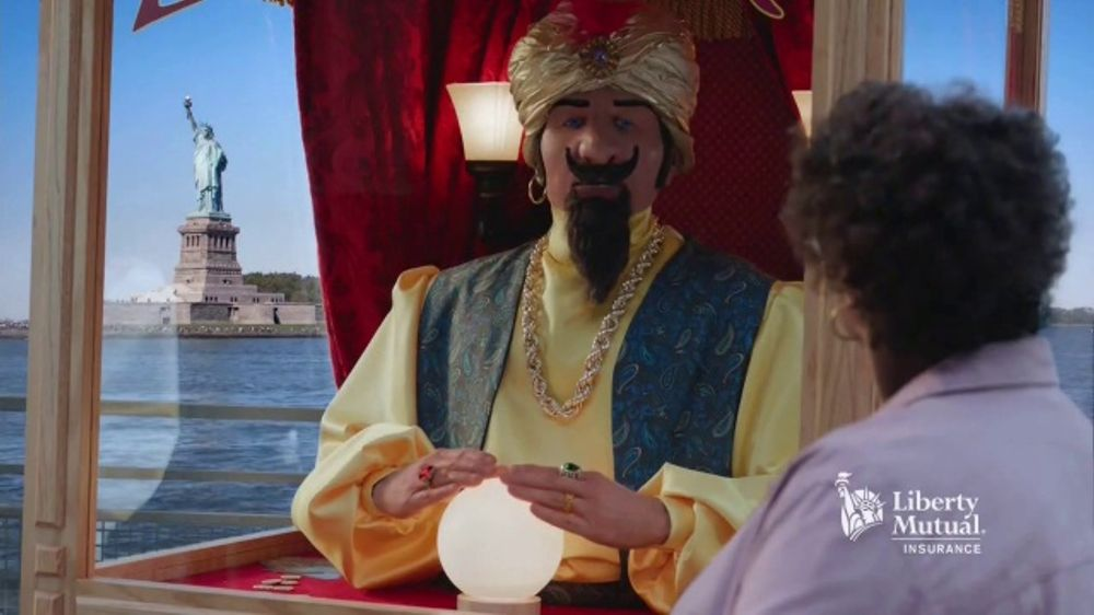 Liberty Mutual TV Commercial, 'Zoltar'