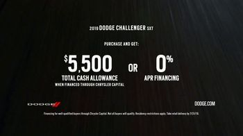 Dodge Summer Clearance Event TV Spot, 'Dancing in the Street' Song by The Struts [T2] - Thumbnail 5