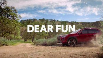 2019 Toyota RAV4 TV Spot, 'Let's Go, RAV4' [T2]