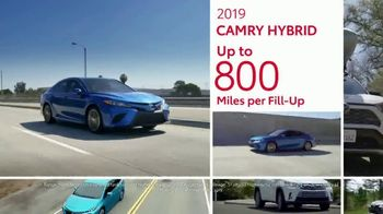 Toyota TV Spot, 'Save at the Gas Pump This Summer' [T2] - Thumbnail 6