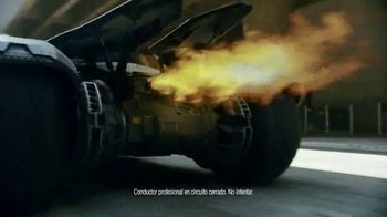 Walmart Grocery Pickup TV Spot, 'Famous Cars: Batmobile' [Spanish] - Thumbnail 2